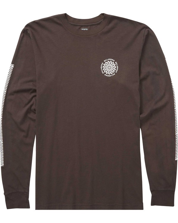 0 Psychadels Long Sleeve Tee  MT43QBPS Billabong