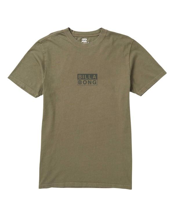 0 Virtue Graphic T-Shirt  MT47SBVI Billabong