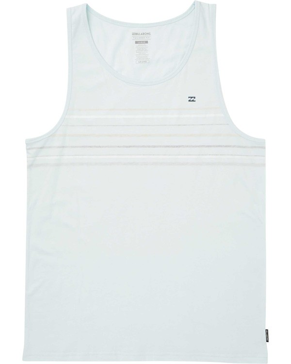 0 Spinner Tank Blue MT83TBSP Billabong