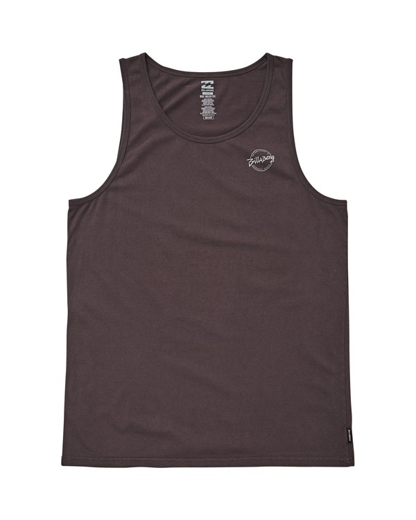 0 Eighty Six Tank Grey MT84TBEI Billabong