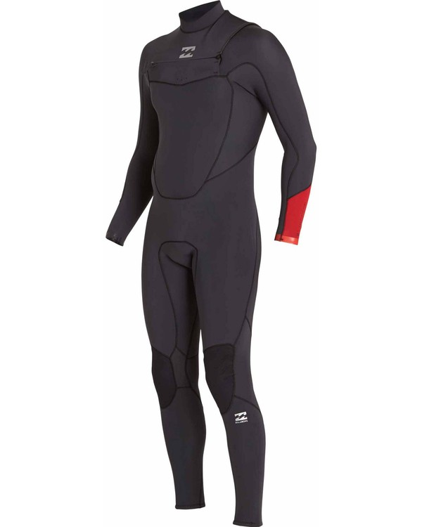 0 4/3 Absolute Comp Chest Zip Fullsuit  MWFULAC4 Billabong