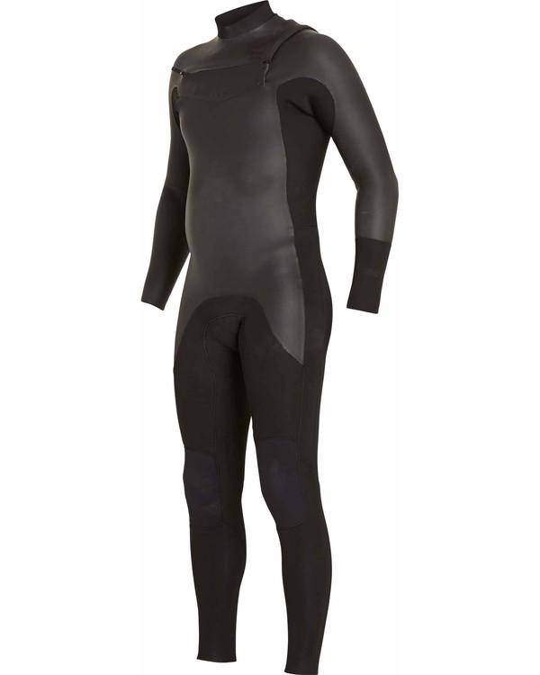 0 3/2 Revolution Glide Chest Zip Fullsuit Black MWFULRG3 Billabong