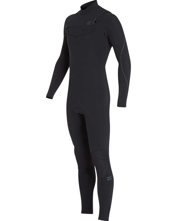 0 4/3 Furnace Carbon GBS Chestzip Black MWFUQBF4 Billabong