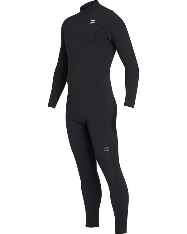 0 3/2 Furnace Pro Series Chest Zip Full GBS FulLong Sleeveuit Wetsuit Black MWFUTBP3 Billabong