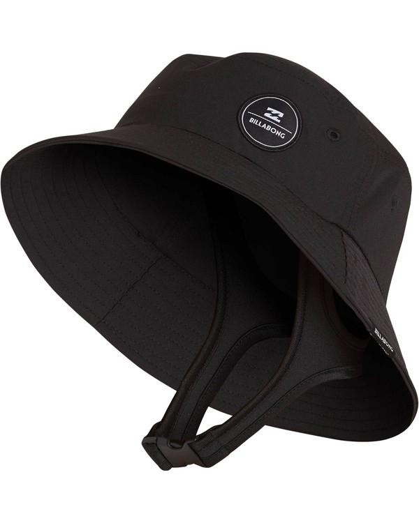 0 Surf Bucket Hat Black MWHTNBSB Billabong