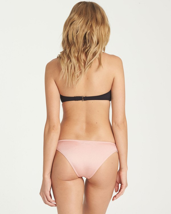 0 Sol Searcher Tropic Bikini Bottom Pink XB01NBSO Billabong