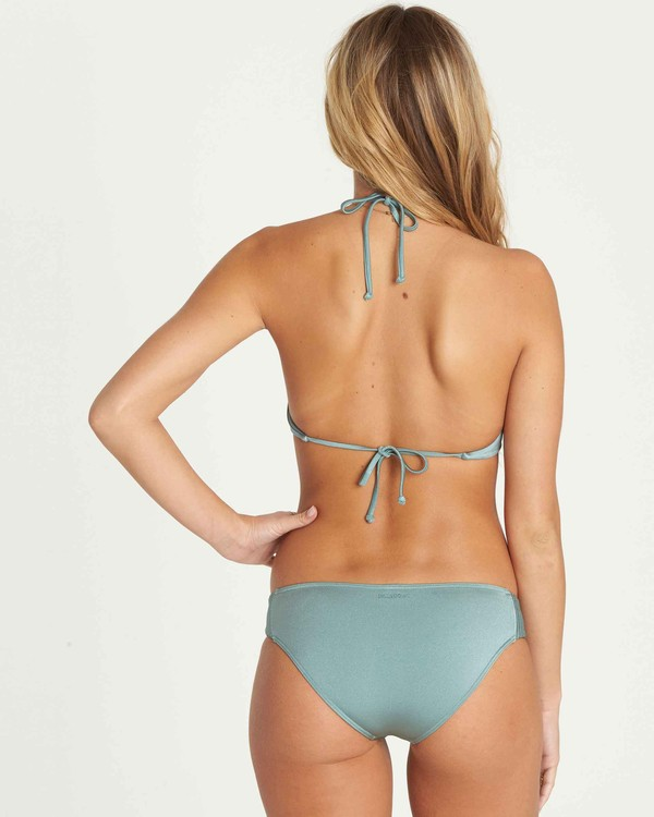 0 Sol Searcher Lowrider Bikini Bottom Green XB03JSOL Billabong