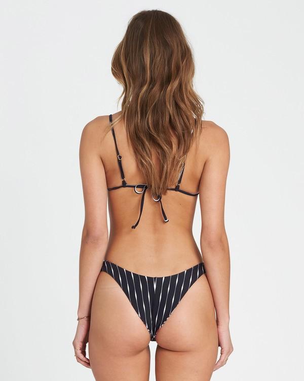 0 Rosarita Hike Bikini Bottom Black XB14SBRO Billabong
