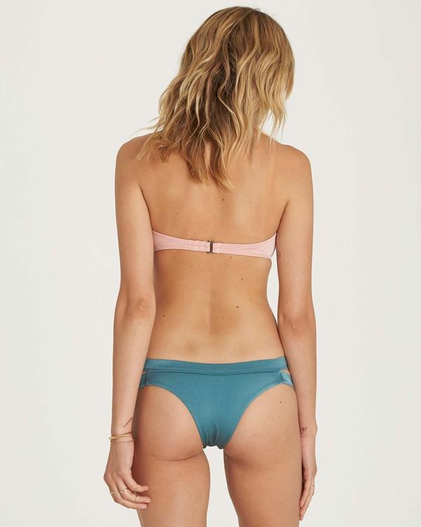 0 Sol Searcher Isla Bikini Bottom Blue XB15MSOL Billabong