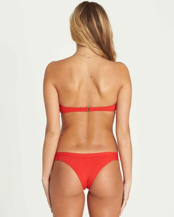 0 Sol Searcher Isla Bikini Bottom Red XB15MSOL Billabong