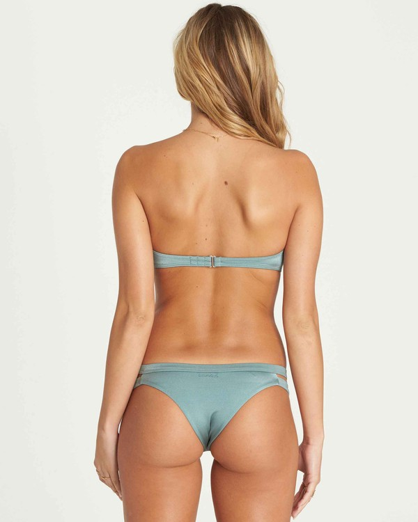 0 Sol Searcher Isla Bikini Bottom Green XB15MSOL Billabong