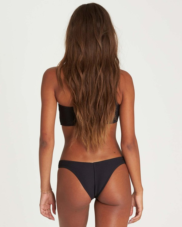 0 Tanlines Hike Bikini Bottom Black XB16NBTA Billabong