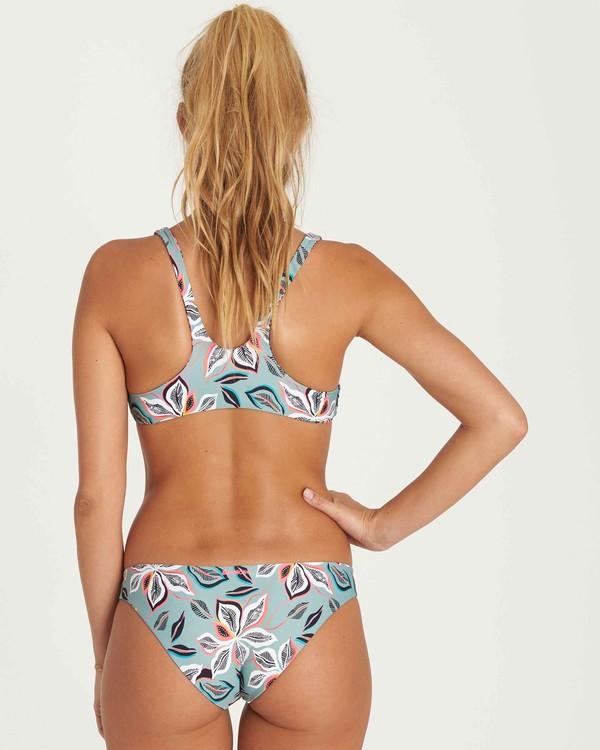 0 Surf Beat Reversible Tropic Bikini Bottom  XB16PBSU Billabong