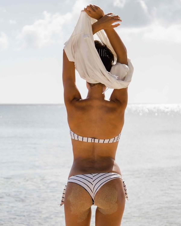 0 Flora Beat Tanga Bikini Bottom  XB21PBFL Billabong