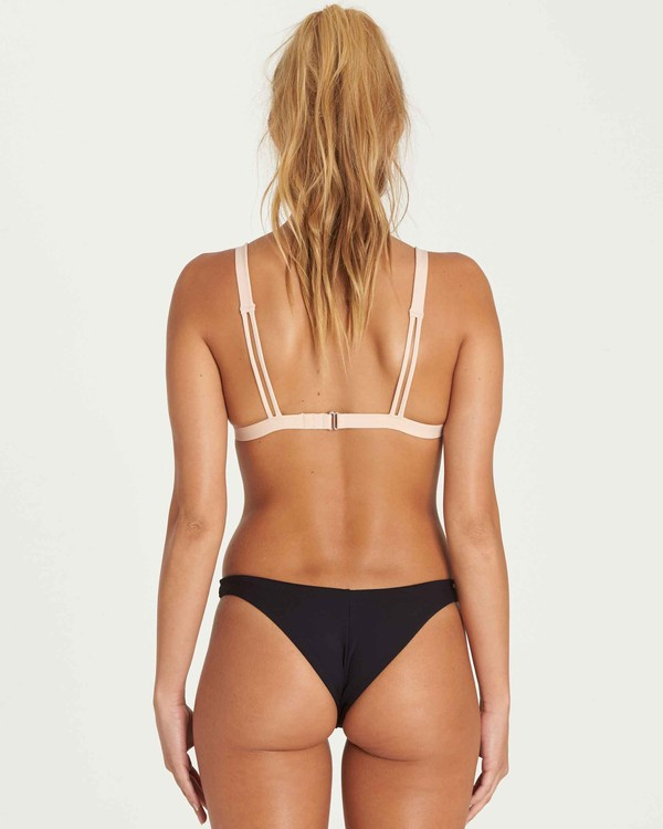 0 Just A Hint Hike Bikini Bottom Black XB29PBJU Billabong