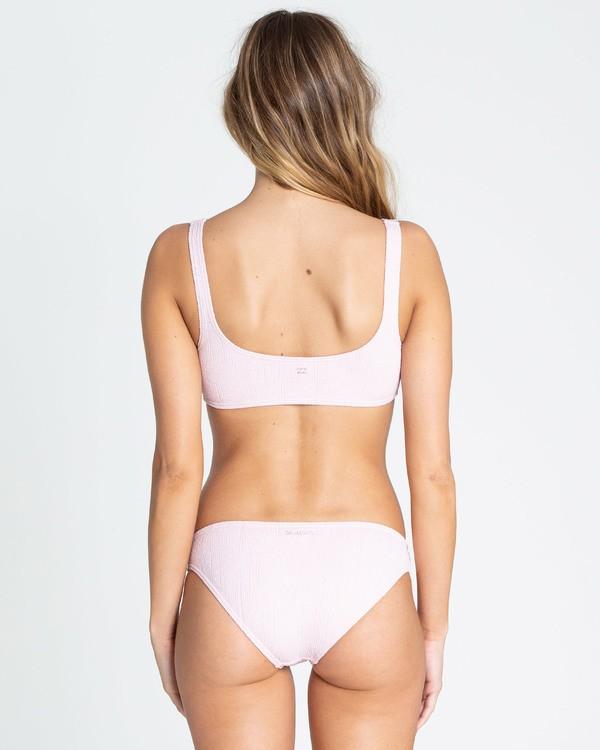 0 Sweet Sands Lowrider Bikini Bottom Pink XB37TBSW Billabong