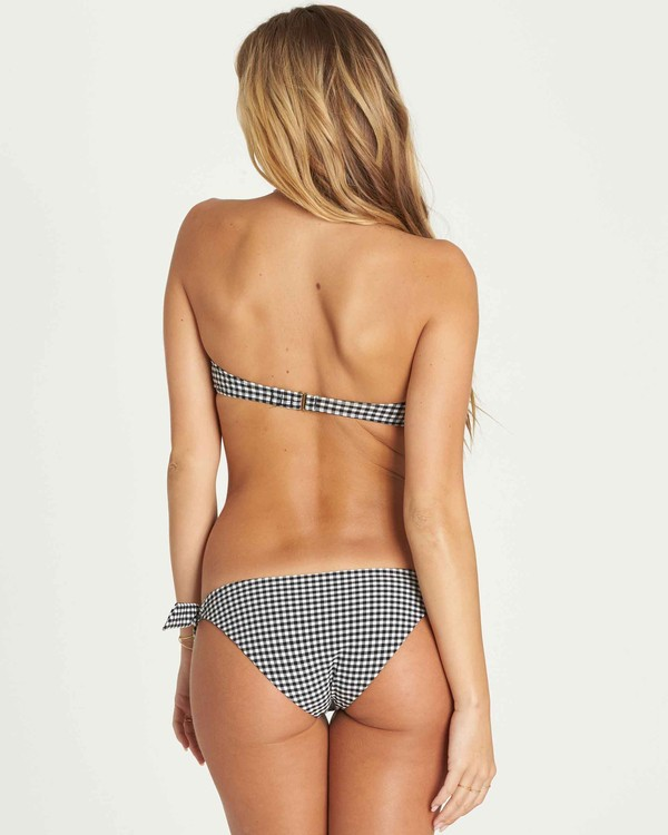 0 Surf Check Tropic Bikini Bottom Black XB49PBSU Billabong