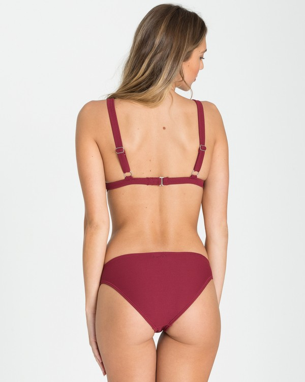 0 Shore Lines Lowrider Bikini Bottom  XB95NBSH Billabong