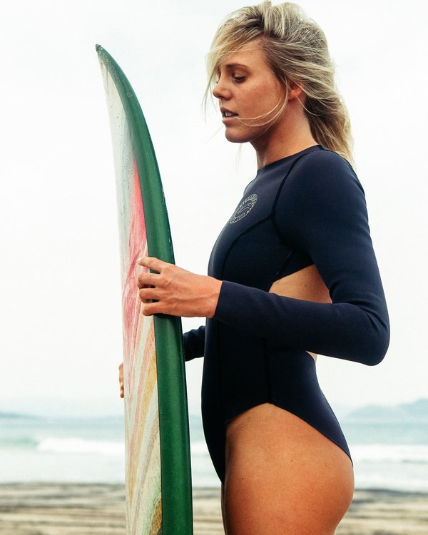 0 Surfed Out Bodysuit Black XR11TBDE Billabong