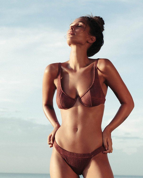 0 Way To Love Wired Bikini Top Purple XT16NBWA Billabong
