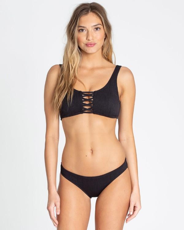 0 Sweet Sands Tank Bikini Top Black XT41TBSW Billabong