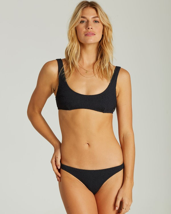 0 Summer High Bralette Bikiini Top Black XT50QBSU Billabong
