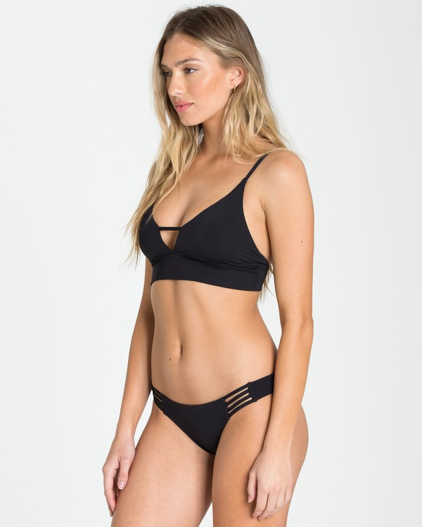 0 V-Neck Cami Bikini Top Black XT70NBSR Billabong