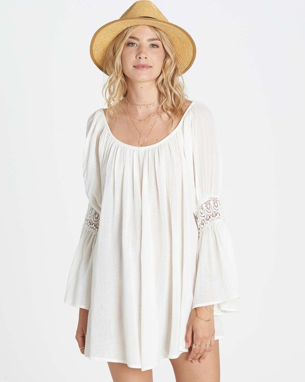 0 Side By Side Cover Up Dress  XV06LSID Billabong