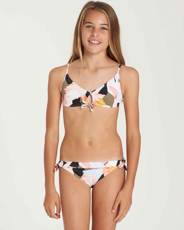 0 Girls' Shaka Daze Keyhole Swim Set  Y206QBSH Billabong