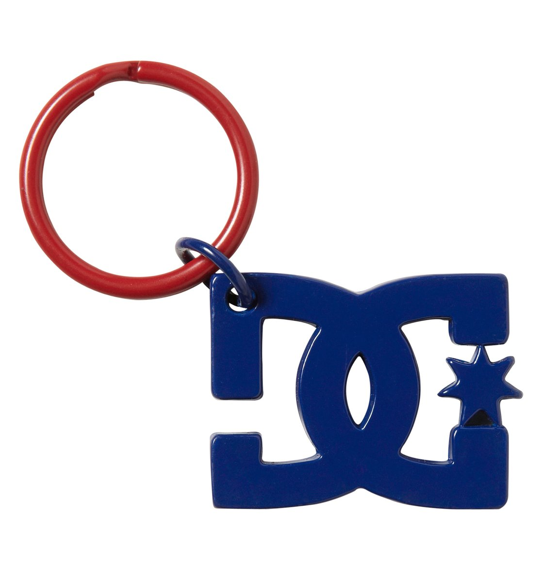 3994570aff92 0 Star Keychain 105328 DC Shoes