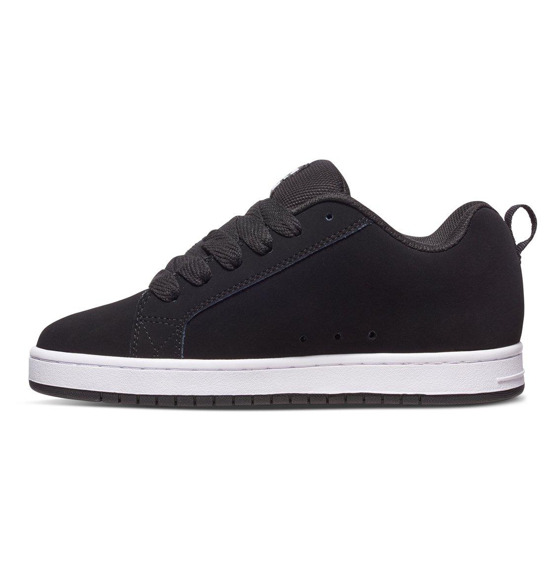 DC Cour Graffik Chaussures Lowtop, EUR: 42.5, Black