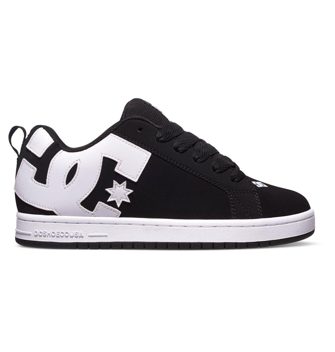 Calzado deportivo para hombre, color Negro , marca DC, modelo Calzado Deportivo Para Hombre DC PLAYER SE Negro