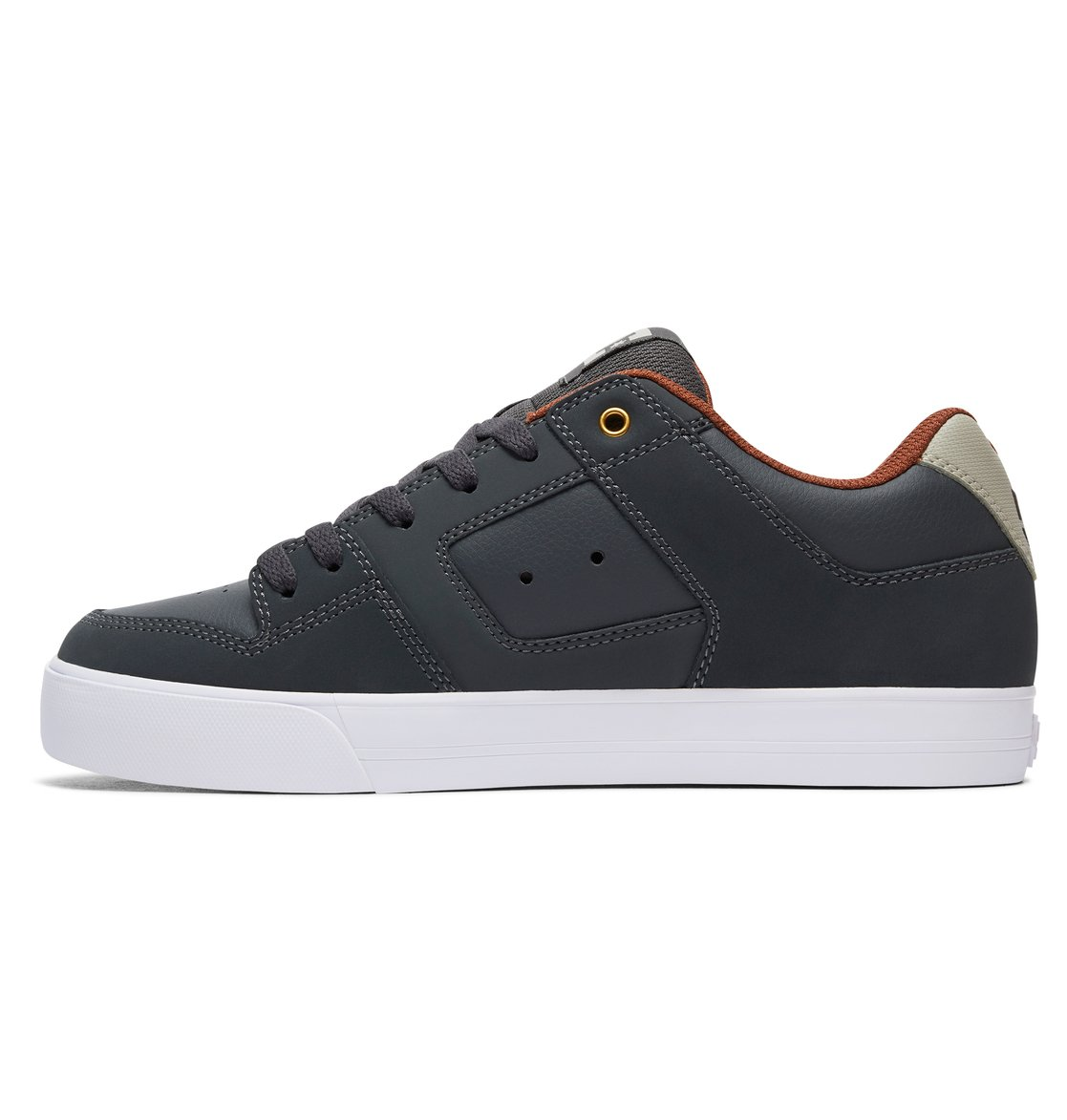 Meridian - Baskets - Gris - DC Shoes YPnAB6Tfov