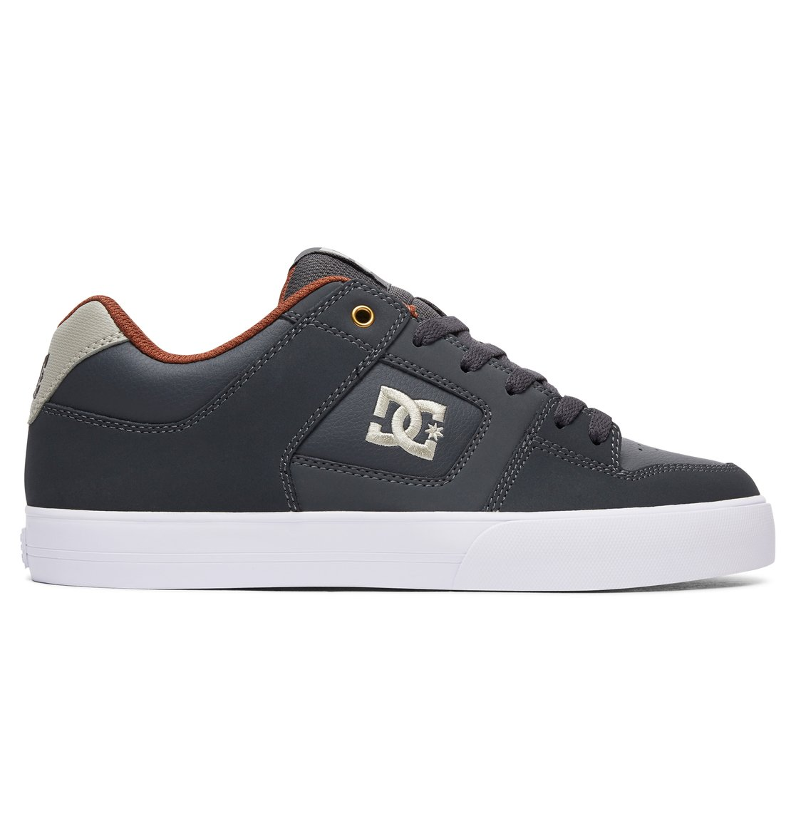 Pure - Chaussures montantes - Marron - DC Shoes