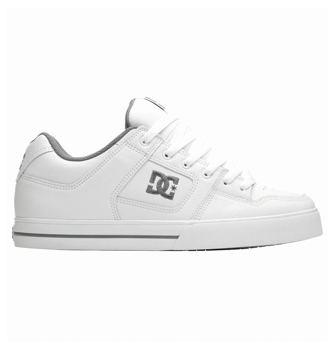 1 Pure - Shoes for Men White 300660 DC Shoes 209fa7677c5