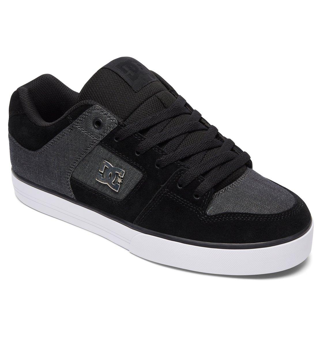 DC Shoes PURE B Negro T0J7LhKtNf