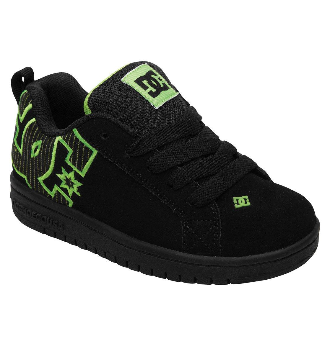 Dc Shoes Court Graffik Se Black