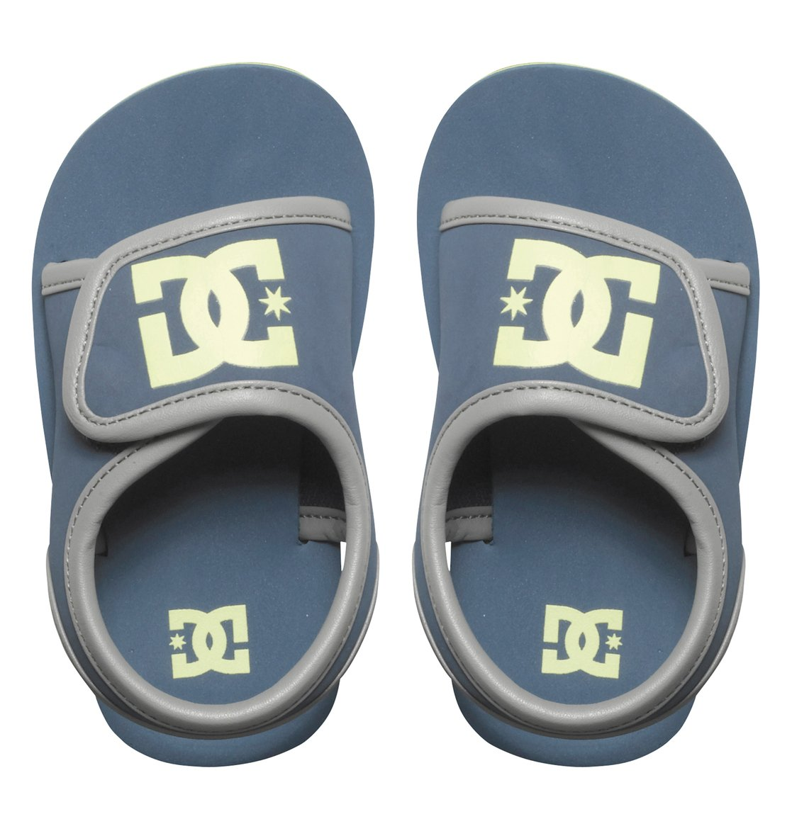 14f09a61dc627 2 Toddler s Kimo Sandals 302183 DC Shoes