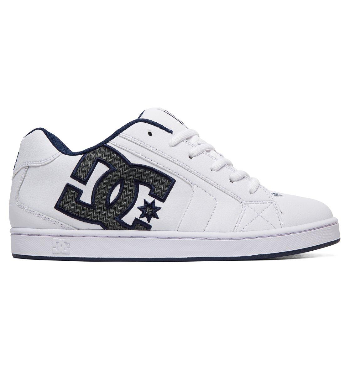 Shoes Zapatos DC Blanco 302297 Hombre para SE 0 Net Owx8qvW6