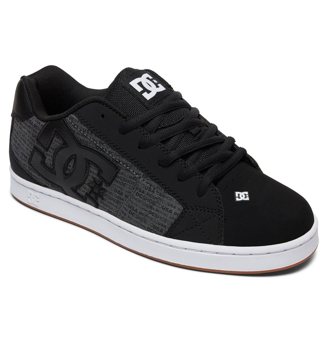 087591eee9 1 Net SE Shoes Black 302297 DC Shoes