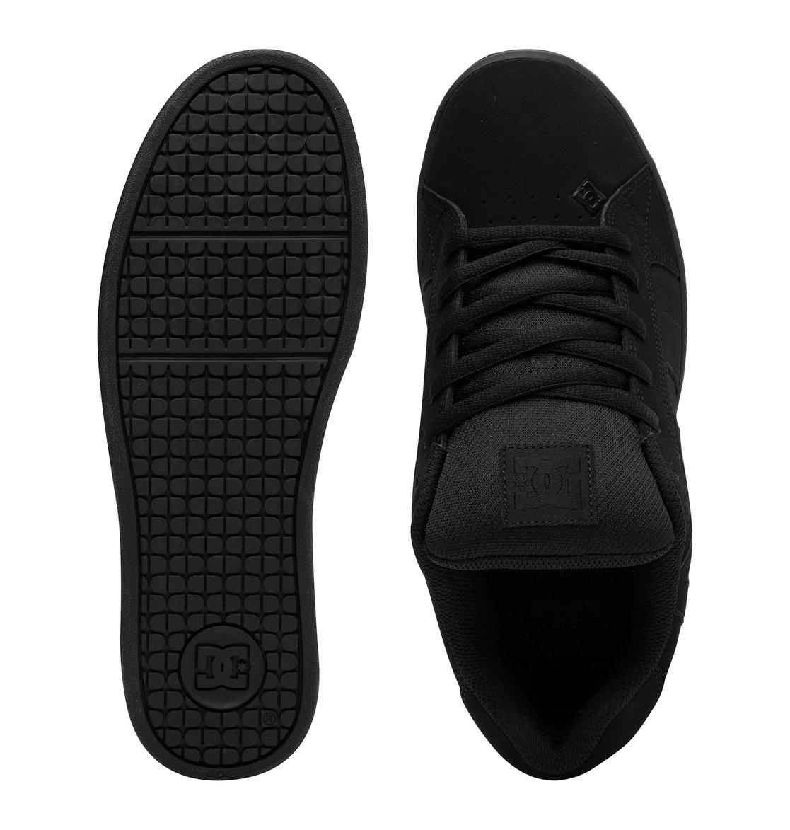 DC - Sneaker NET 302361 - wheat black dark chocolate, Taille:55 EU