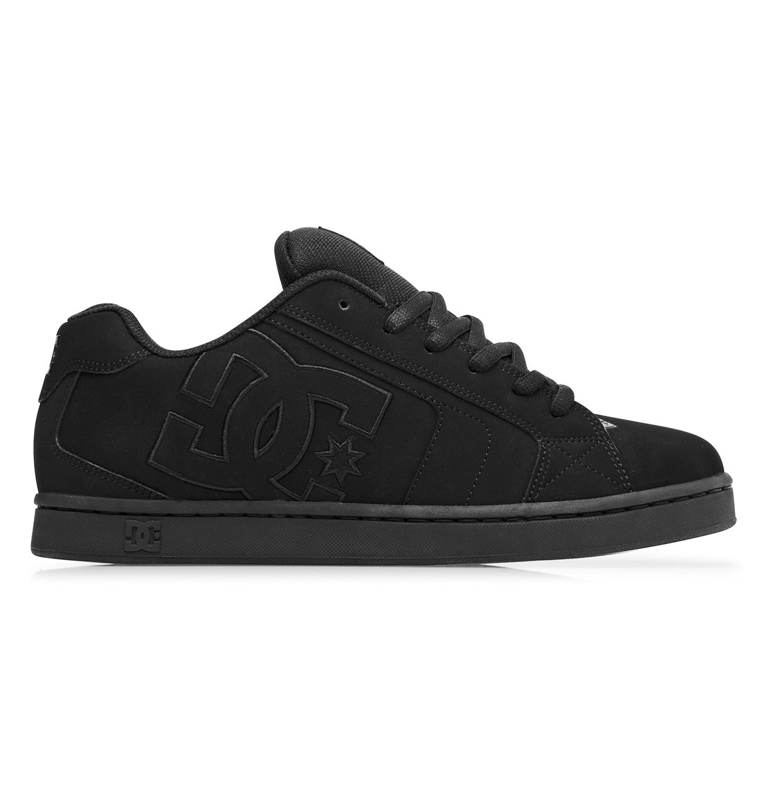 Chaussures Trase Leather Black Armor - DC Shoes