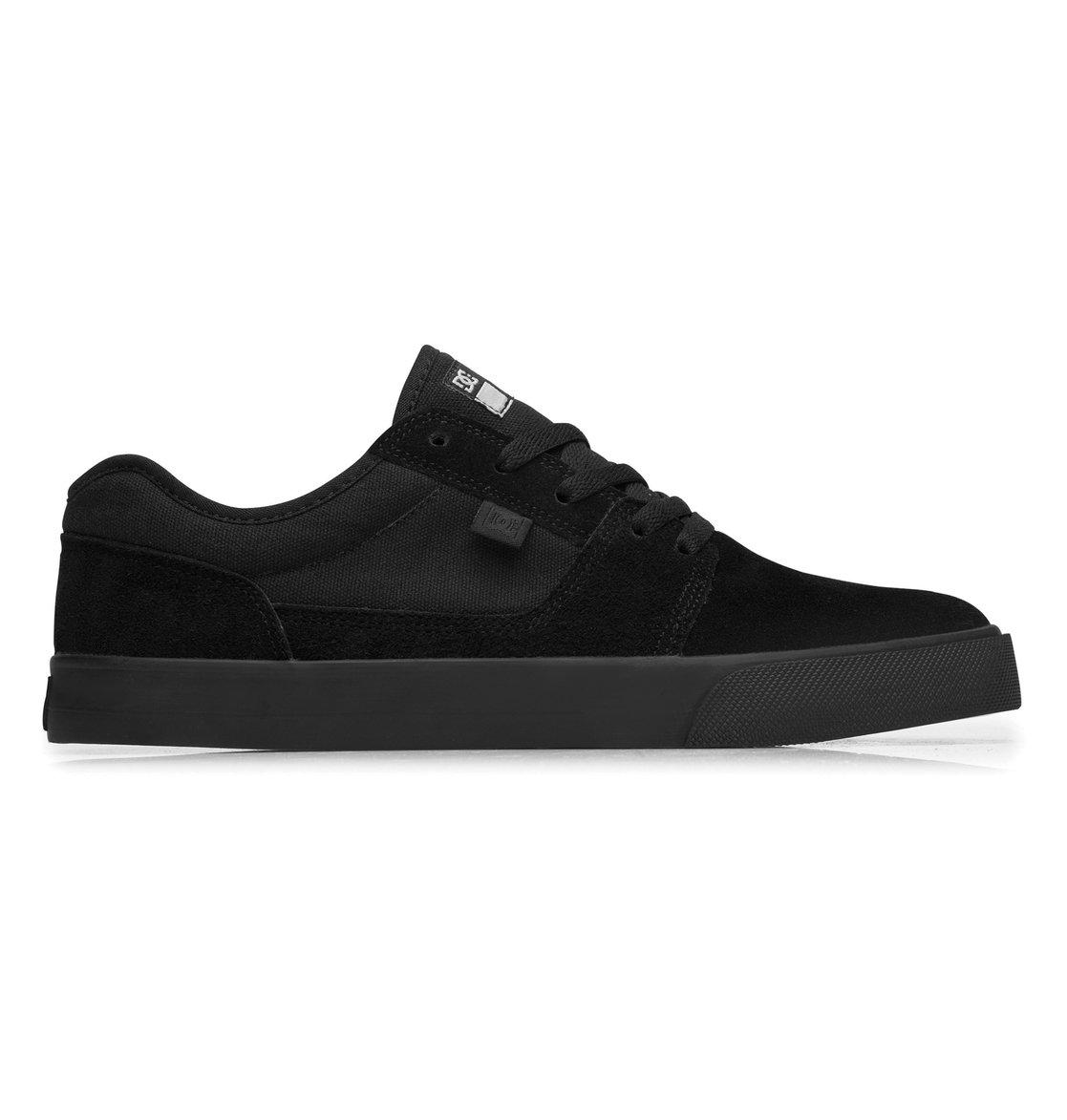 DC para Hombre Tonik Zapatillas de Skate, Negro (Negro/Negro), 9