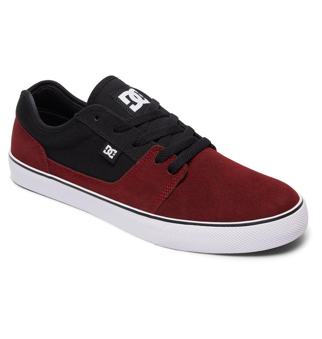 DC Shoes Wes Kremer - Zapatillas para Hombre ADYS300315, negro/gris/blanco, 47 EU