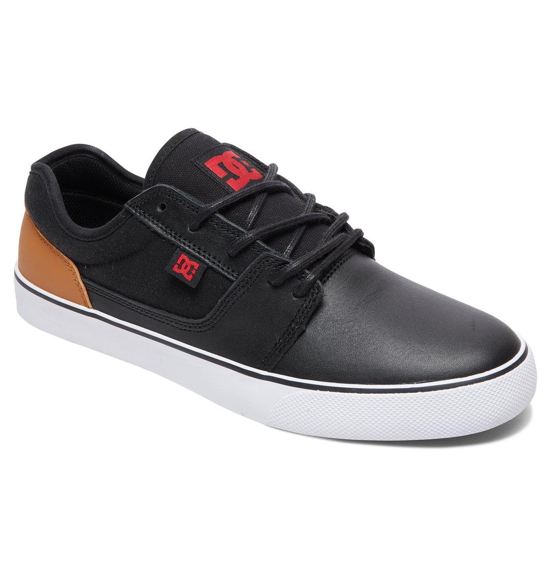 DC Shoes Trase TX, Zapatillas para Hombre, Blau (Navy/Camel Nc2), 40 EU