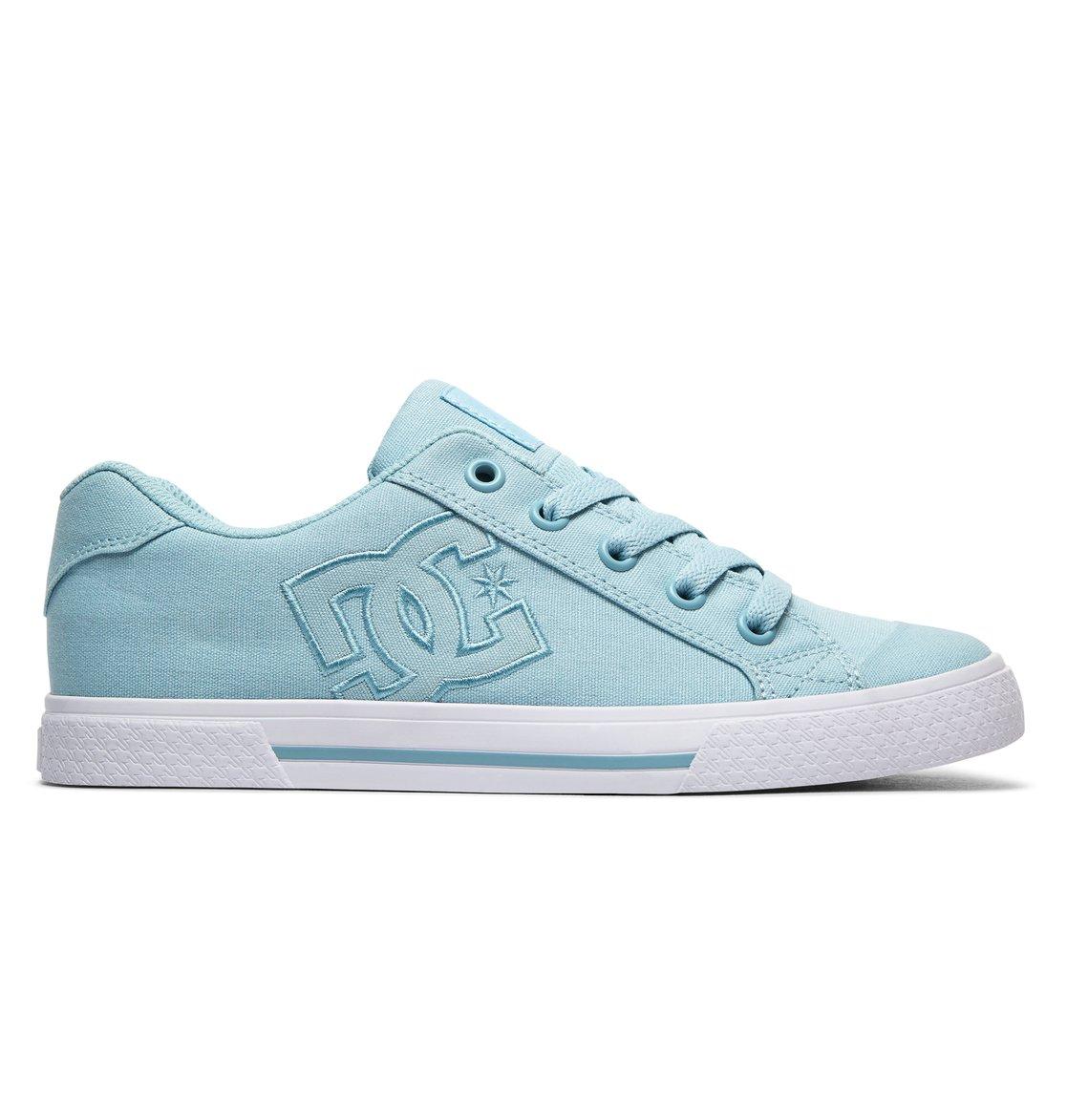Zapatillas de skate Chelsea TX para mujer, Aqua, 6.5 B US
