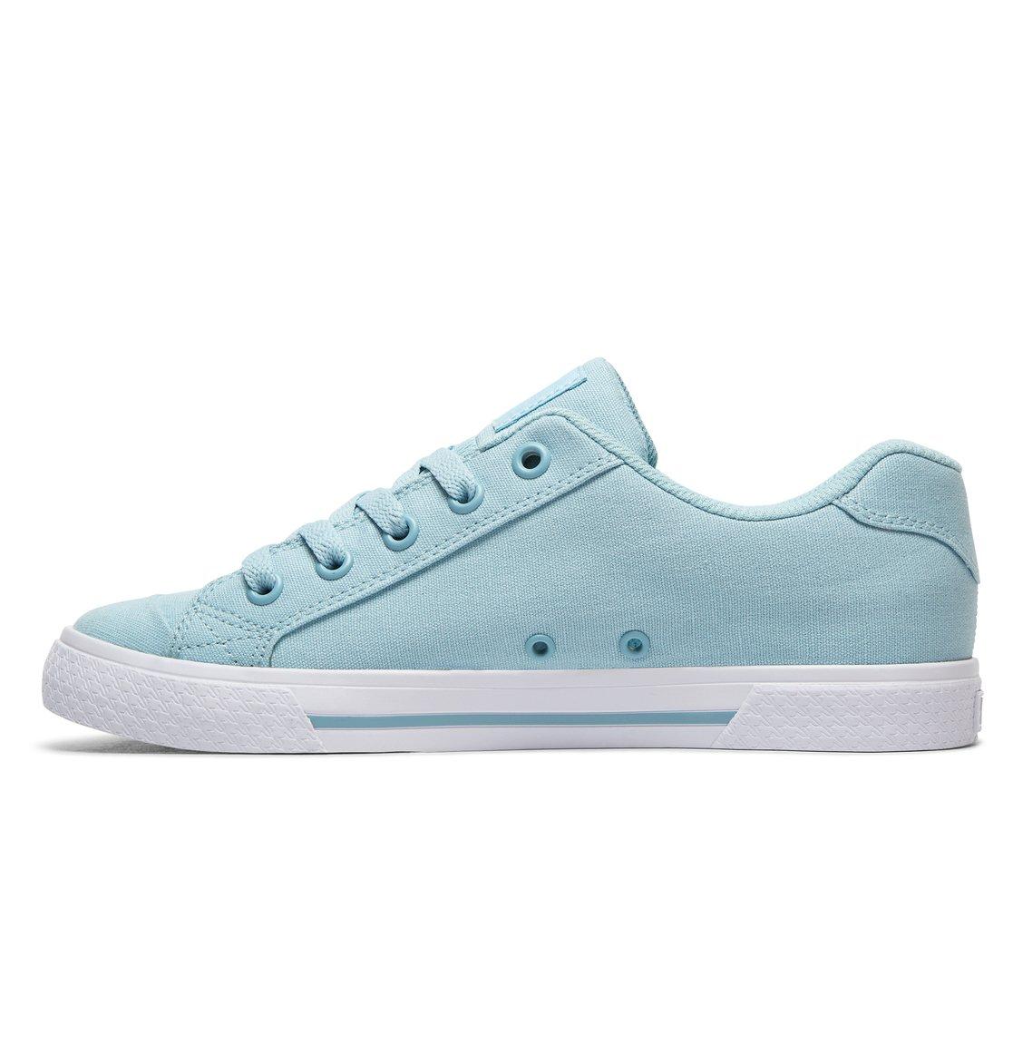DC Shoes CHELSEA - Zapatillas light blue