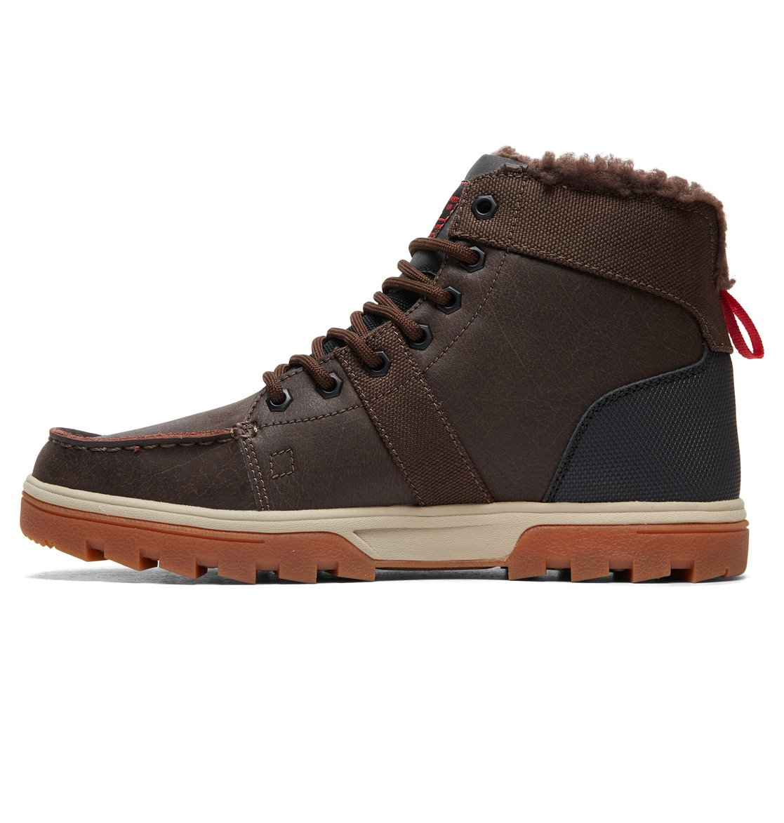 Woodland Lace-Up Boots 191282292365 | DC Shoes