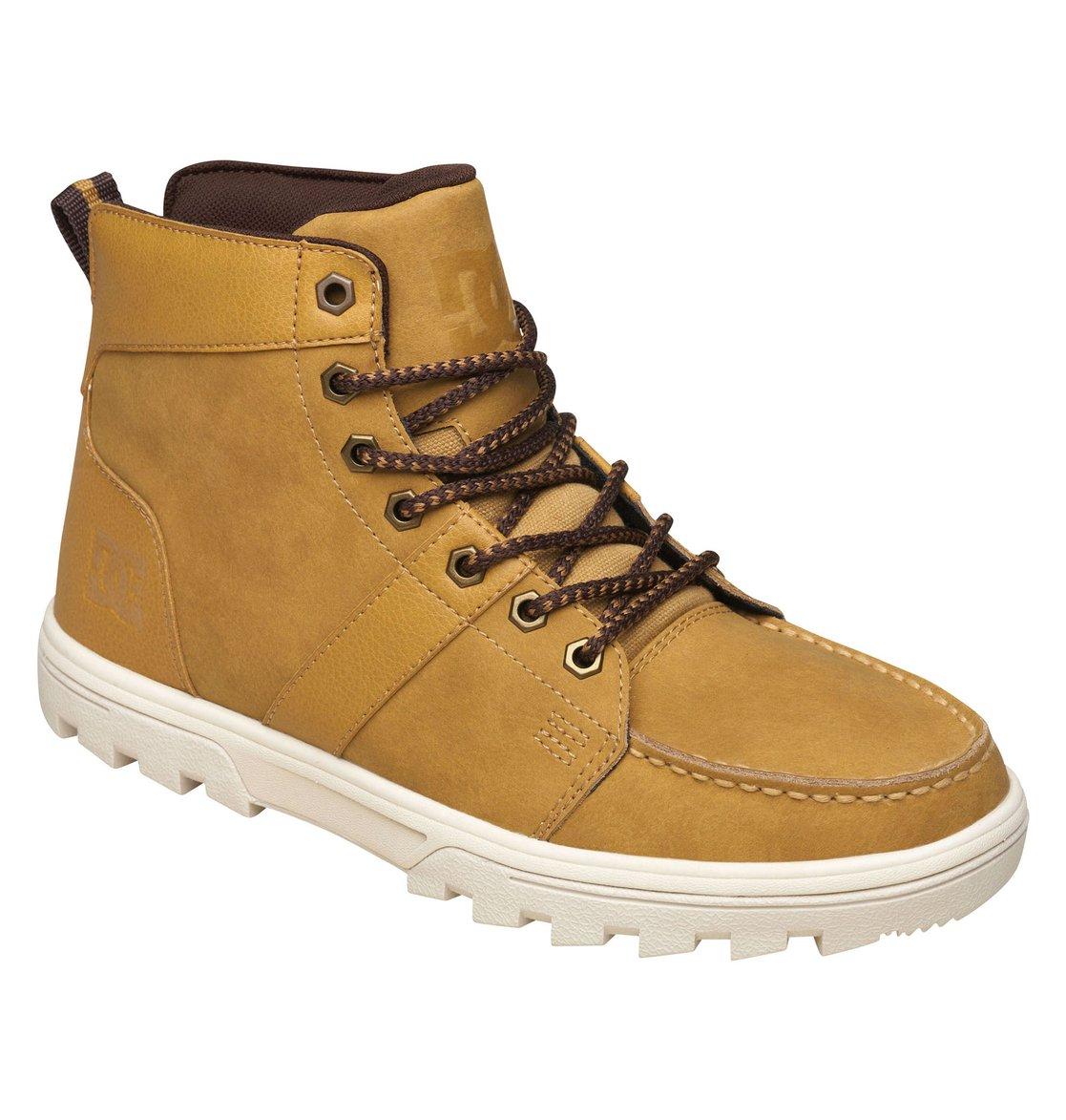 1 Men S Woodland Lace Up Boots 303241 Dc Shoes