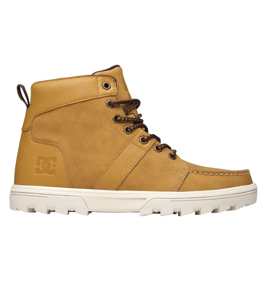 0 Men S Woodland Lace Up Boots 303241 Dc Shoes